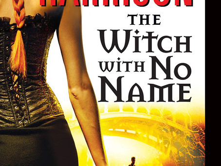 The Witch With No Name by Kim Harrison | Book Review