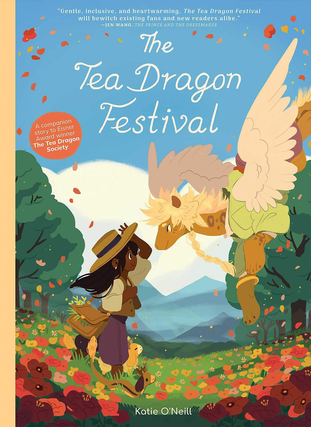The Tea Dragon Festival by Katie O'Neill | Top 5