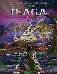 By the Hand of Dragons: Jeaga