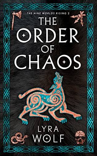 The Order of Chaos by Lyra Wolf | Cover Reveal