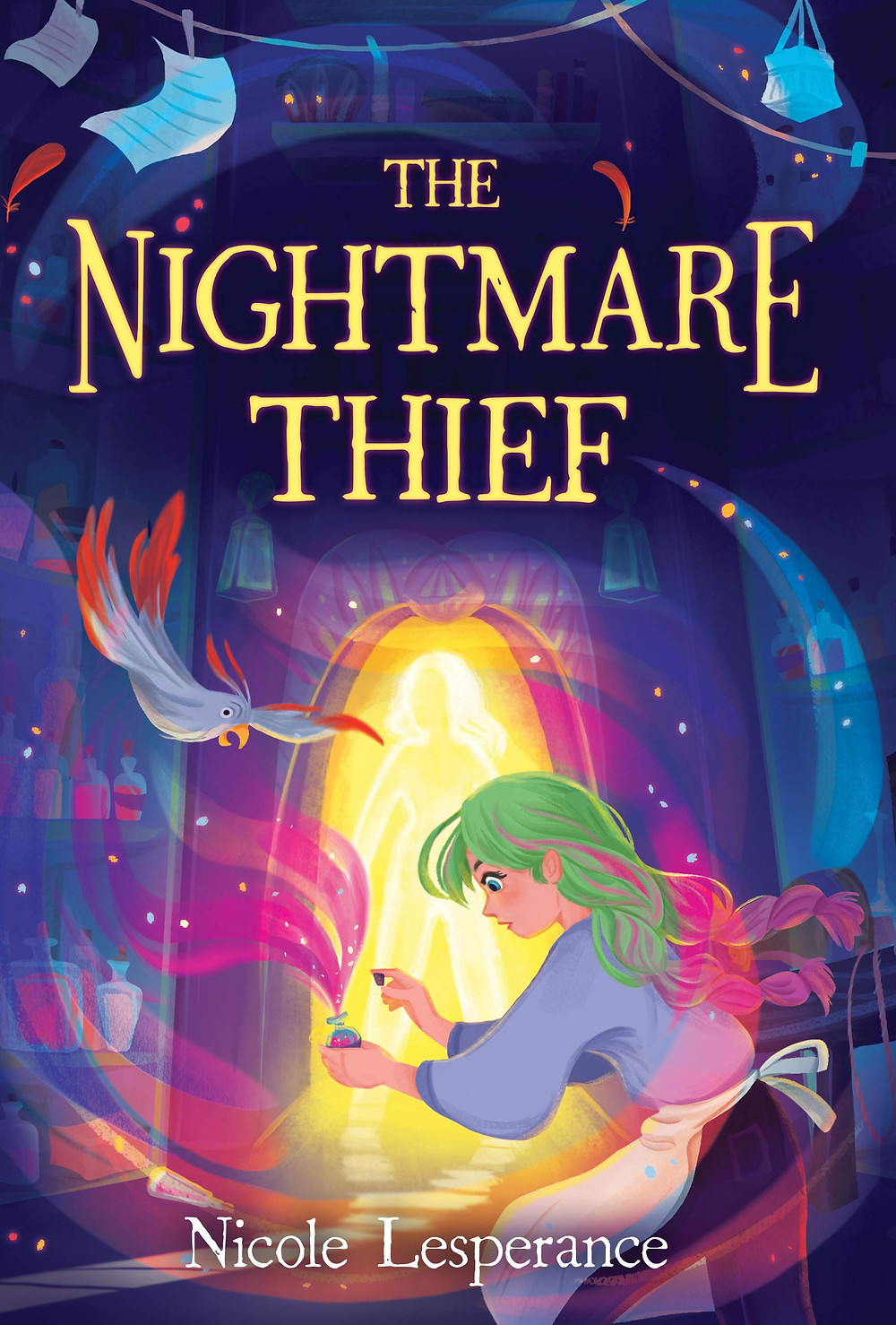 The Nightmare Thief by Nicole Lesperance | Top 5