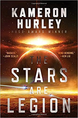 Stars Are Legion by Kameron Hurley | Top 5