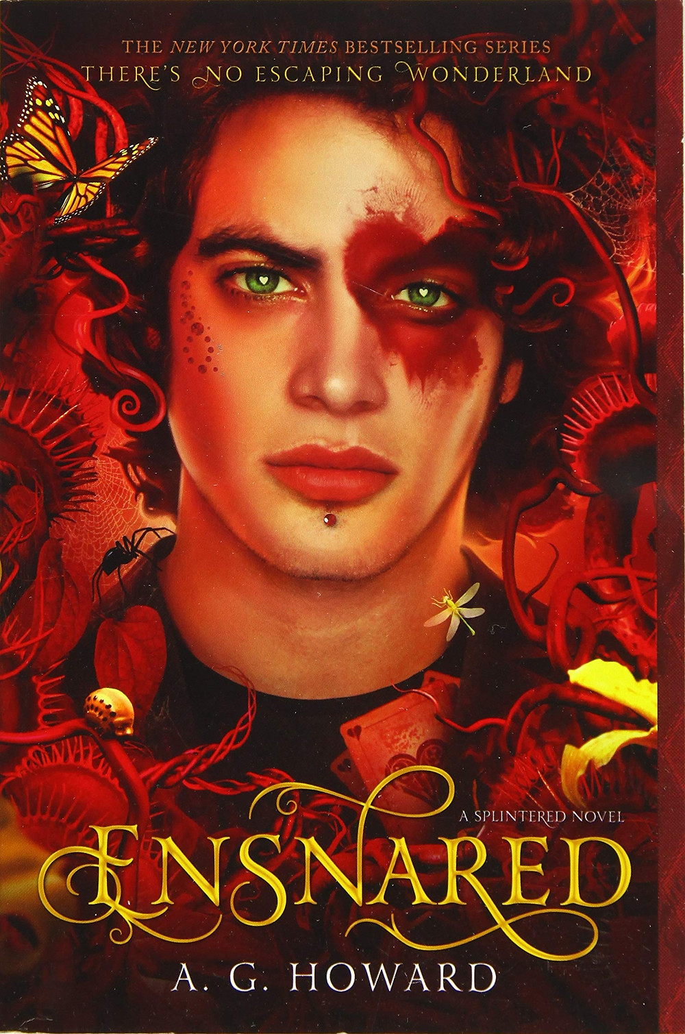 Ensnared by A. G. Howard | Book Review