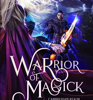 Warrior of Magick by Jessica Wayne - Book Review
