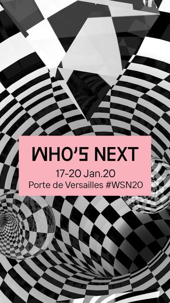 WHO'S NEXT20年1月展ご来場の際の注意及び臨時シャトルバスのご案内