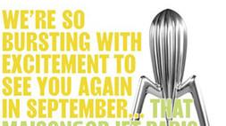 メゾン・エ・オブジェ2021年9月展開催及び事前登録のご案内