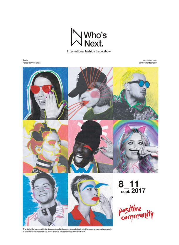 WHO'S NEXT PREMIERE CLASSE  SAVE THE DATE!!
