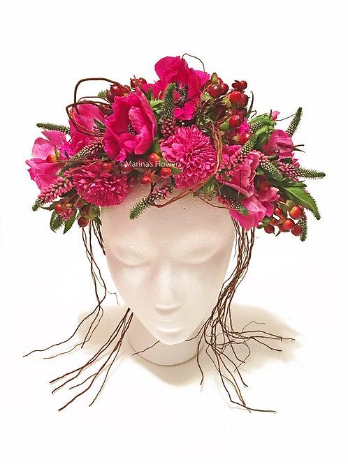 Flower Crown Woodsy