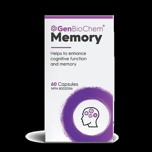GenBioChem® Memory 60 Capsules