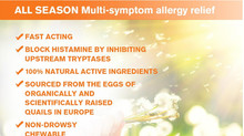 Press Release: Natural Rf to showcase Canada's only clinically proven all-natural allergy relief pro