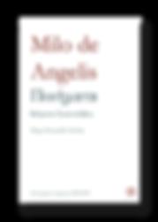 Milo de Angelis - Ποιήματα.png