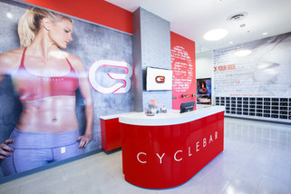 Cyclebar | Commercial Photography