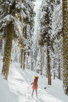 winter fotogafie - portret - Timothy De Ridder