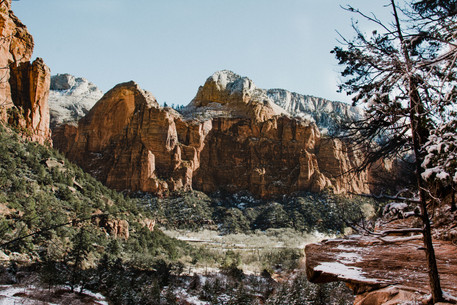 zion national park landscape photography spots
