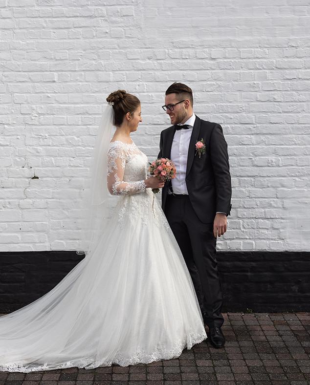 Huwelijksfotograaf regio Brugge