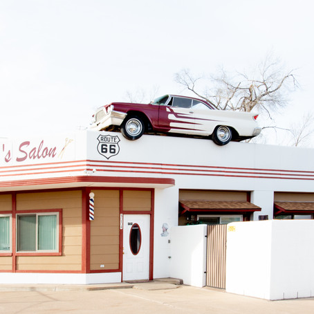 Route 66 - Driving Back In Time