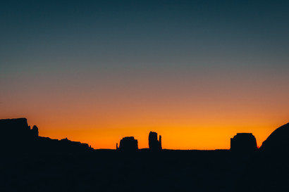 monument valley sunset photography tips