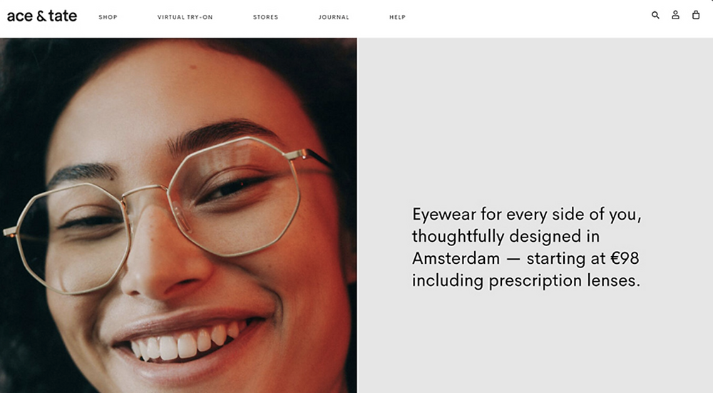 website for hipster eyewear designs
