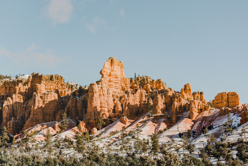 landscape photography in Bryce Canyon viewpoints