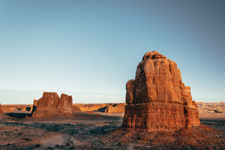 landscape photography spots in utah arches