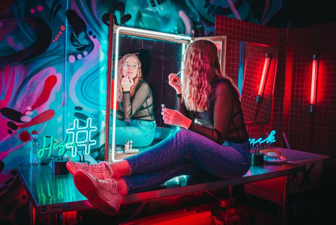 Portret fotograaf Timothy De Ridder