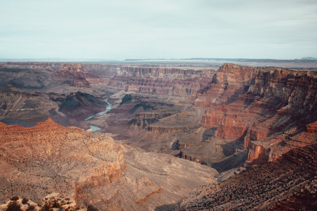Grand canyon scenic views roadtrip ideas USA