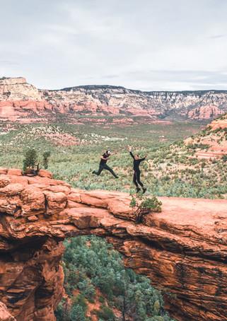 Devils Bridge Sedona Photography