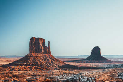 best photography spots in monument valley