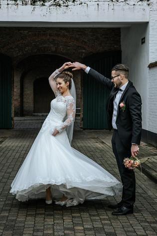 Spontane trouwfotografie