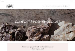 Webdesign trends - bold product image