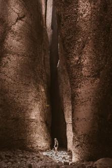 abstract portret fotograaf Timothy De Ridder