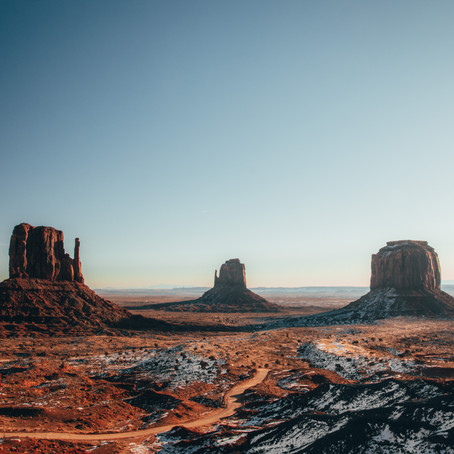 Monument Valley - An Iconic Movie Landscape
