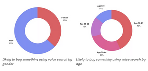 do people who use voice search to buy online?