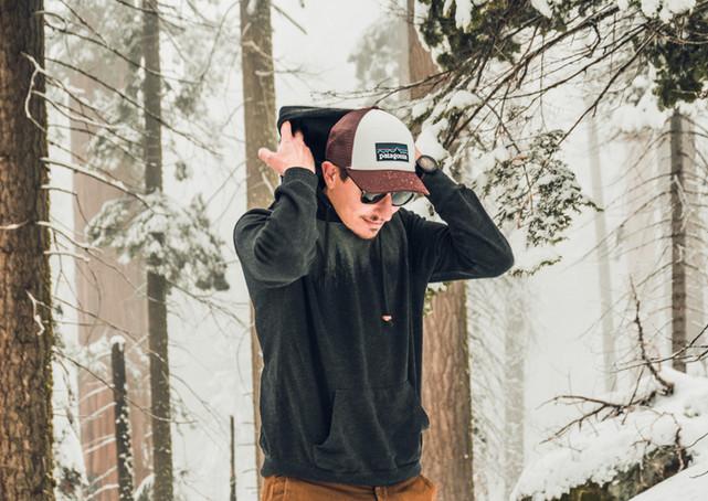 Adventure clothing photography Timothy De Ridder