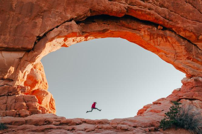 Adventure portrait photographer Timothy De Ridder