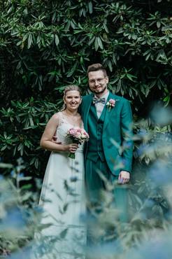 Wedding portrait photographer Timothy De Ridder