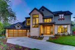 Colorado Mountain Modern home