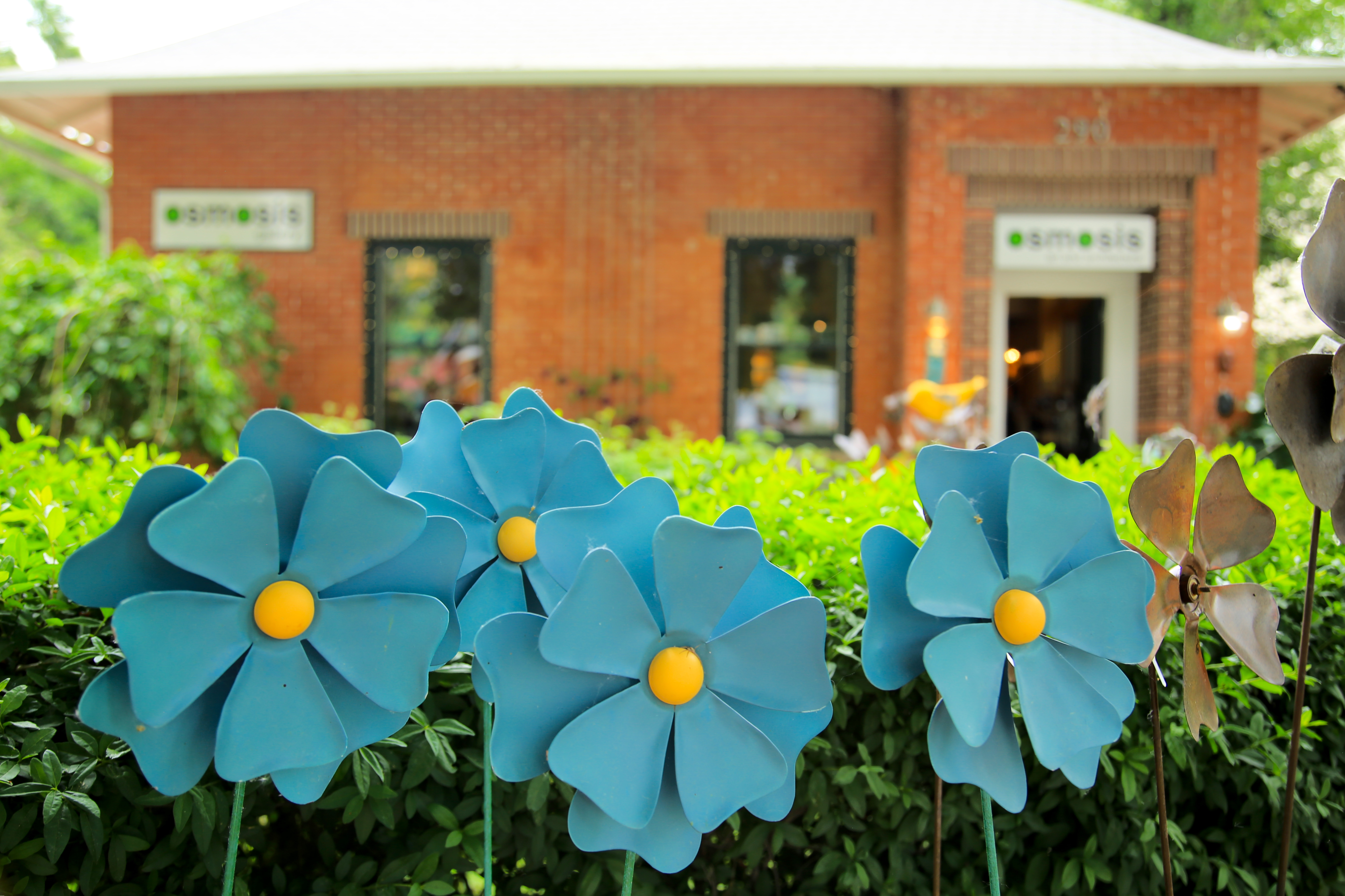 flower sculpture