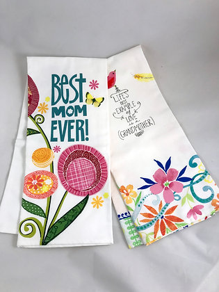 Mother's Day Tea Towels