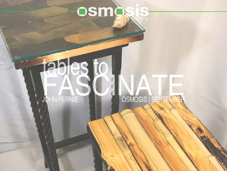 tables to fascinate  |  September 2018