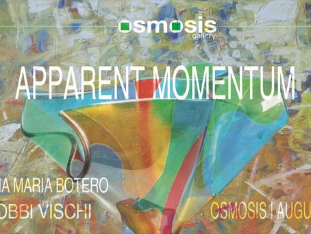 Apparent Momentum  |  August 2016
