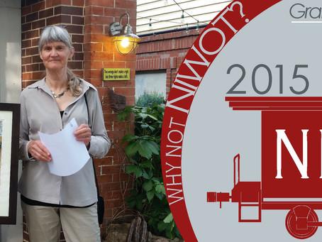 2015 Why Not Niwot? Awards