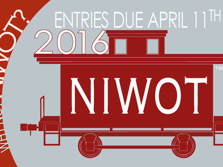 2016 Why Not Niwot? | Entries Due (Extended - Due April 18th)