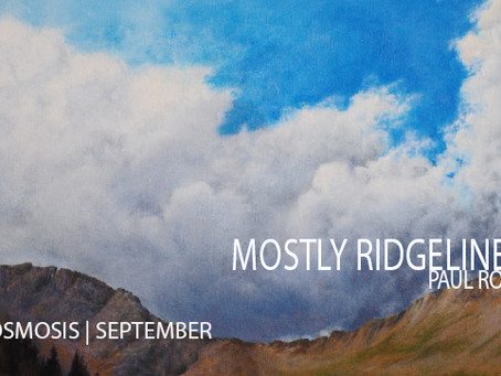 Mostly Ridgelines | September 2014