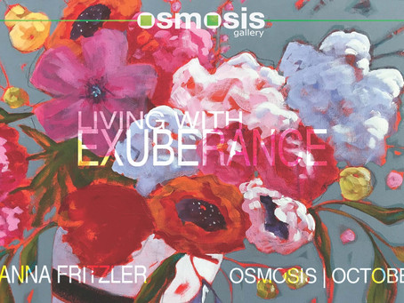 Living with EXUBERANCE | October 2018