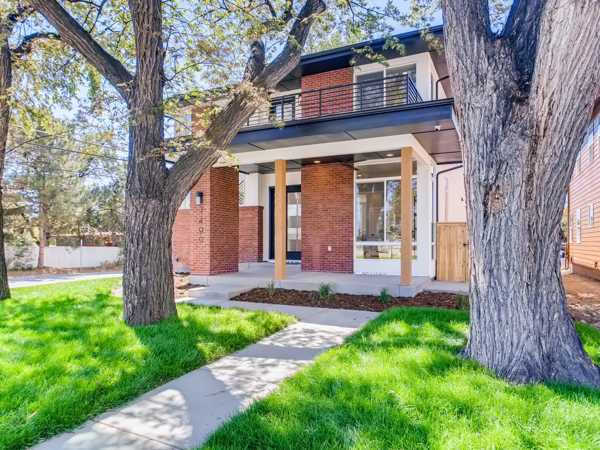 Modern Prairie custom home