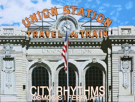 CITY RHYTHMS | February 2015