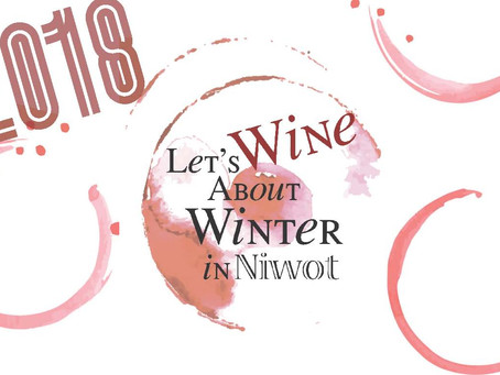 2018 Let's Wine About Winter in Niwot | February 24th