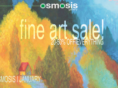 fine art sale!  |  January 2017