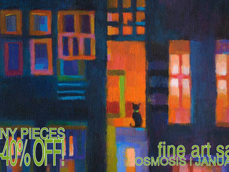 Fine Art Sale! | JANUARY2015